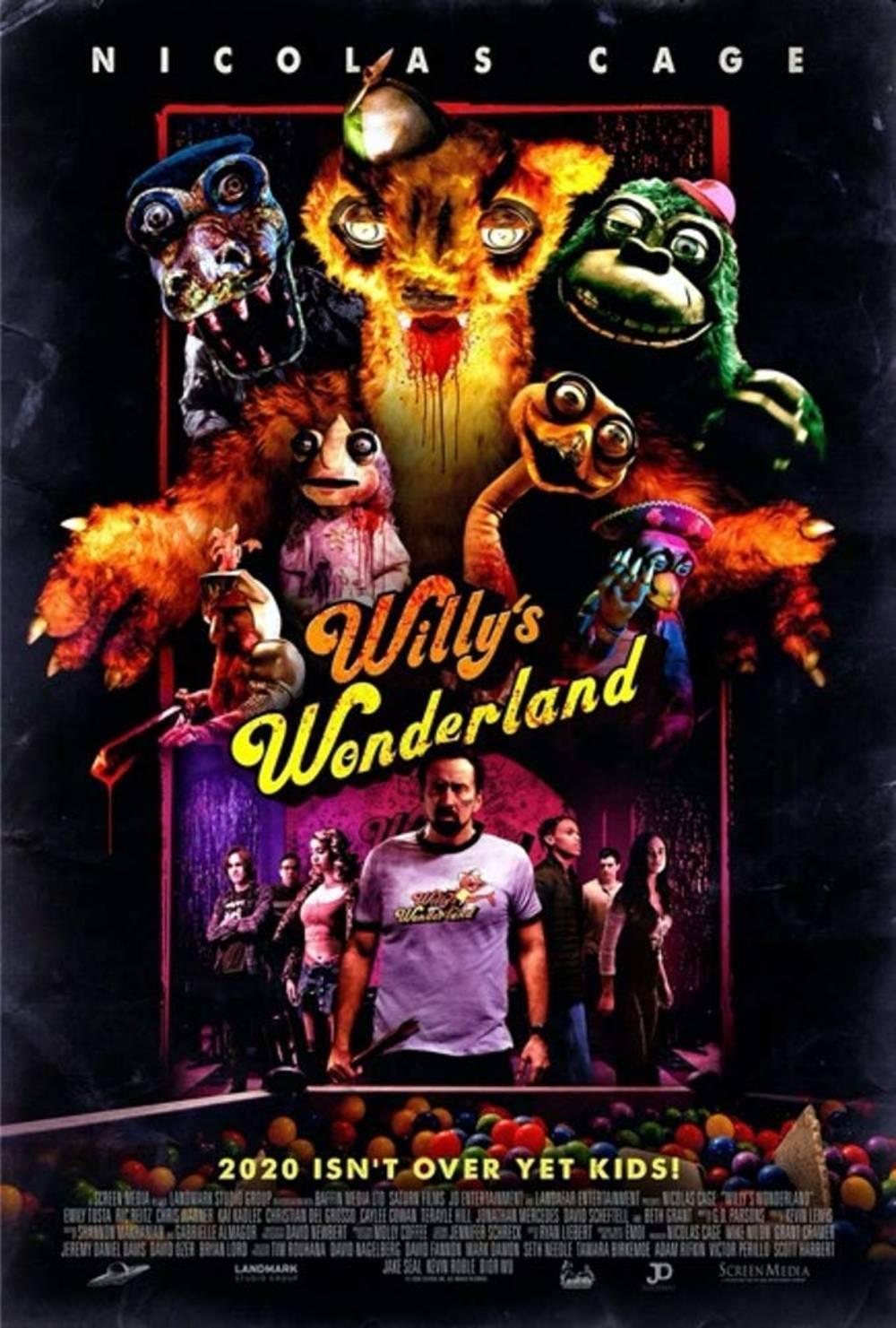 Willy's Wonderland [Movie] - Willy's Wonderland