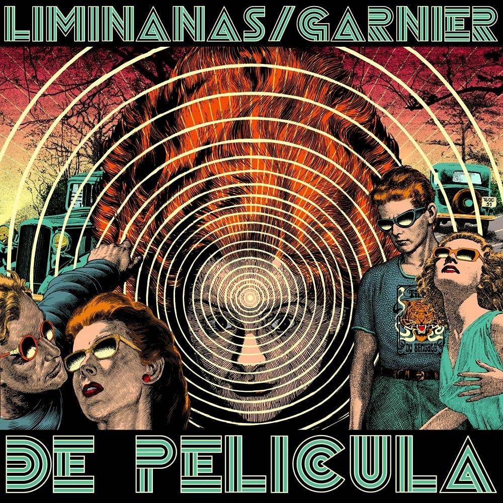 The Limiñanas/Laurent Garnier - De Pelicula [Limited With Bonus Etched 7-Inch Single]
