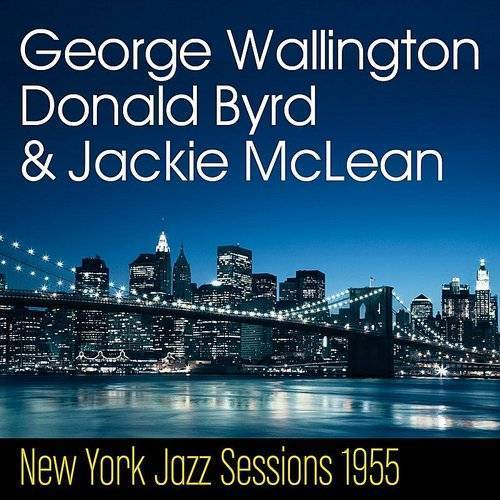 New York Jazz Sessions - 1955