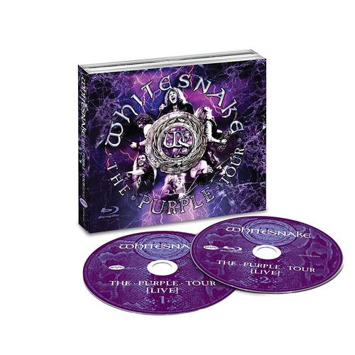 The Purple Tour (Live) [CD/Blu-ray]