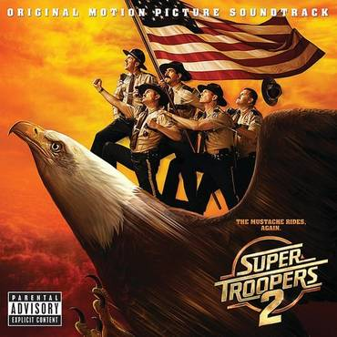 "Blinded By The Light (From ""Super Troopers 2"" Soundtrack) - Single"