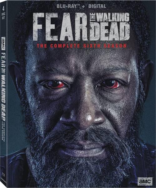 Fear The Walking Dead [TV Series] - Fear the Walking Dead: The Complete Sixth Season