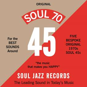 Soul Jazz Records Presents Soul 70