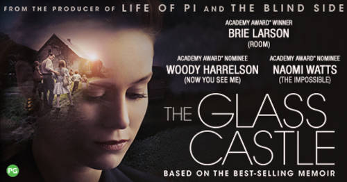 The Glass Castle [Movie]