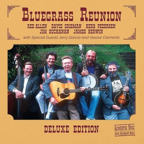Bluegrass Reunion [Deluxe Edition]