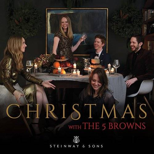 Christmas With The 5 Browns / Various