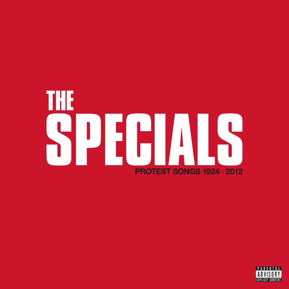 The Specials - Protest Songs 1924 – 2012 [Deluxe CD]