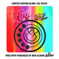 BLINK-182 - Free Patch