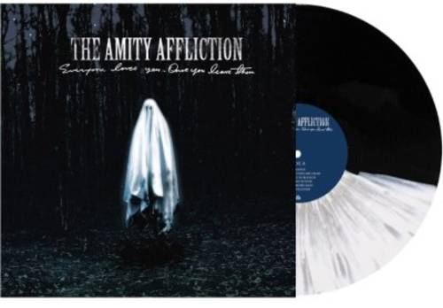 Everyone Loves You... Once You Leave Them [Indie Exclusive Limited Edition Black/White with Grey Splatter LP]