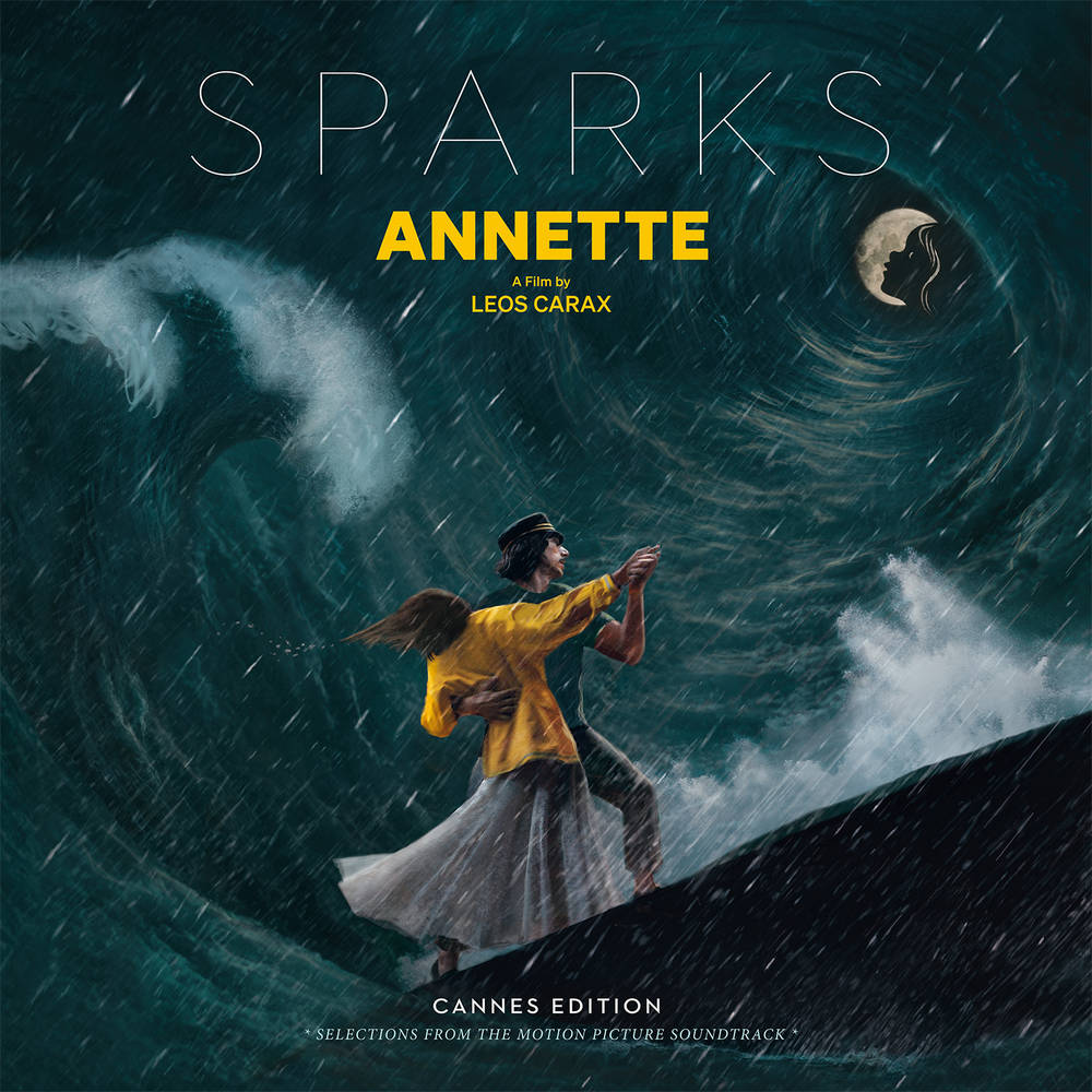 Sparks - Annette (Cannes Edition - Selections from the Original Motion Picture Soundtrack) [Green LP]