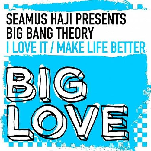 Seamus Haji Presents Big Bang Theory: I Love It / Make Life Better