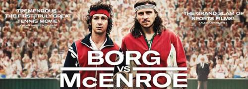 Borg vs. McEnroe [Movie]
