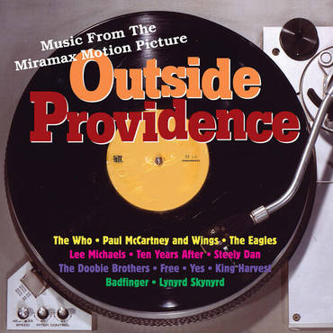 Outside Providence (Music From Miramax Motion Pic) [Rocktober 2020 Red/Orange LP]