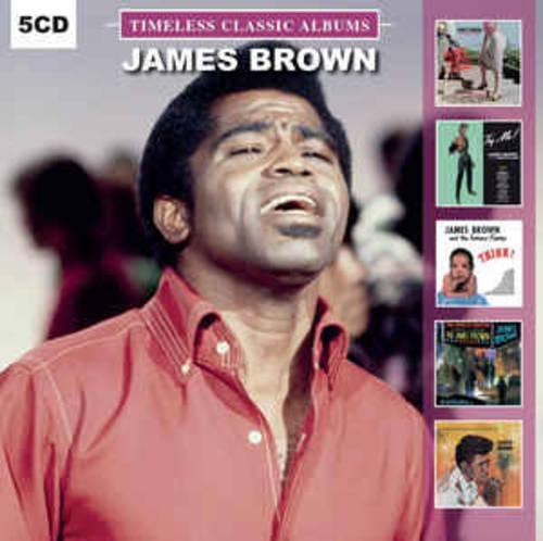 James Brown - TIMELESS CLASSICS