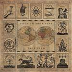 Stick To Your Guns - True View [Indie Exclusive Limited Edition White/Bone/Brown Tri-Striped LP]