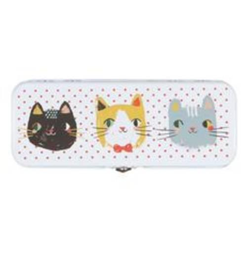 Novelty - Meow Meow Pencil Box