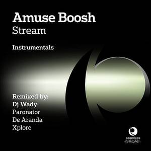 Anton Neumark Presents Amuse Boosh: Stream Instrumentals (4-Track Maxi-Single)