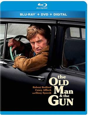 The Old Man And The Gun [Movie]