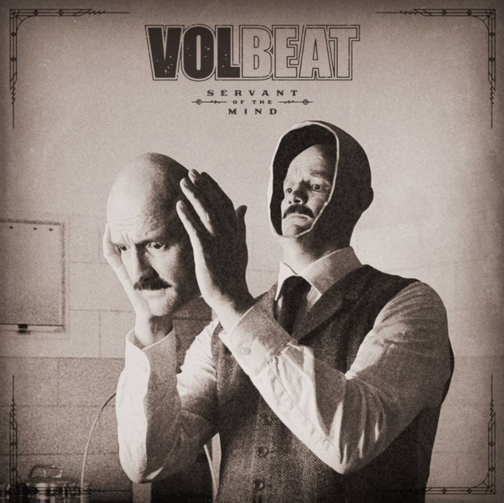 Volbeat - Servant Of The Mind