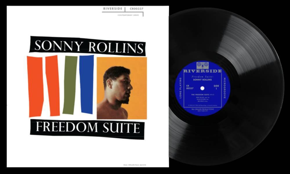 Sonny Rollins - Freedom Suite [Vinyl Me, Please Edition LP]