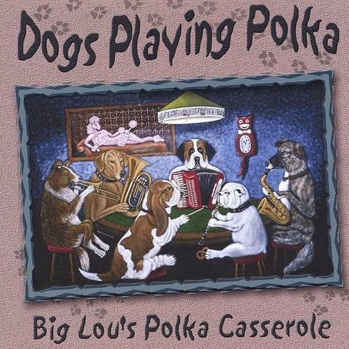 Dogs Playing Polka *