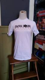 Central Square Records - CSR WHITE SHIRT