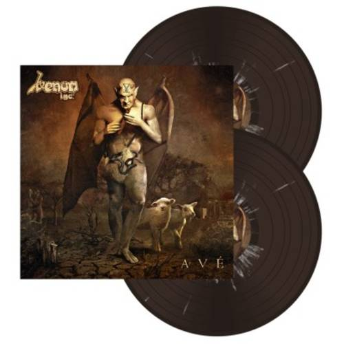 Ave [Indie Exclusive Limited Edition Brown With White Splatter 2LP]
