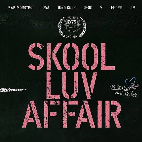 BTS - Skool Luv Affair (Asia) | Cactus Music