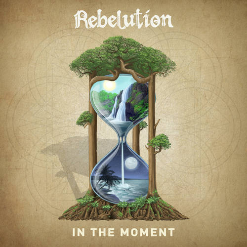 Rebelution - In The Moment [Indie Exclusive Aqua Blue in Beer and Olive Green 2LP]