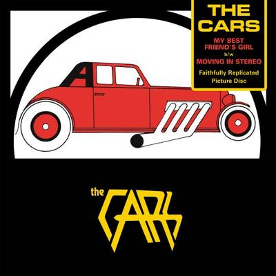 The Cars - My Best Friend's Girl [SYEOR 2017 Exclusive Picture Disc Vinyl]