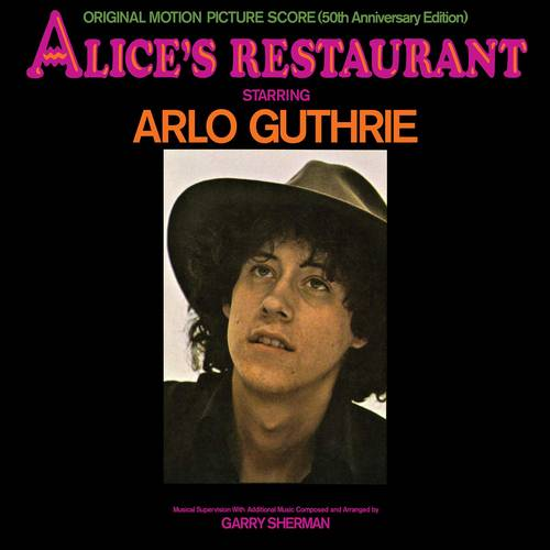 Alice's Restaurant: Original MGM Motion Picture Soundtrack (50th Anniversary Edition) [LP]