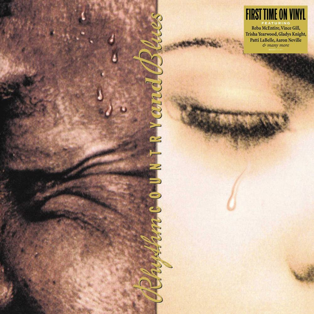 Various Artists - Rhythm, Country & Blues [LP]