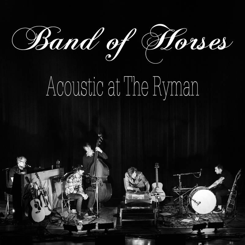 Band Of Horses Live at the Ryman