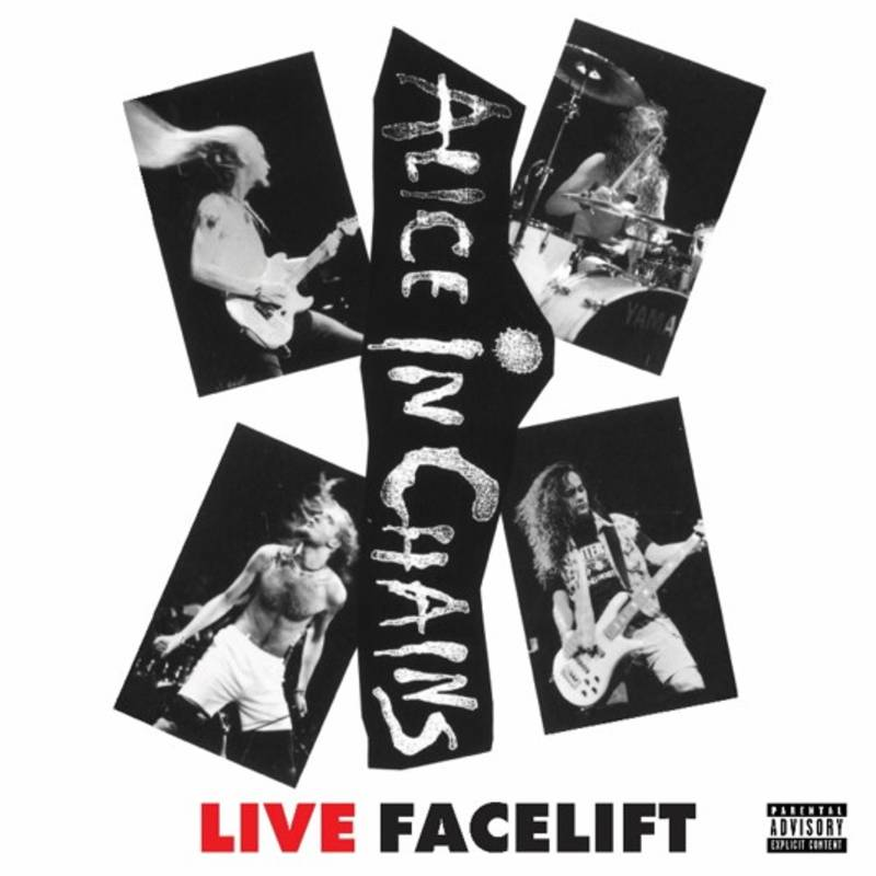 Alice In Chains Live Facelift
