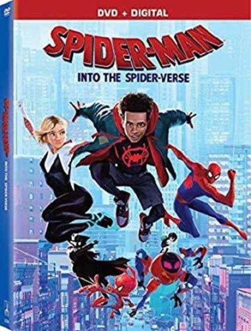 Spider-Man: Into The Spider-Verse [Picture Disc LP]