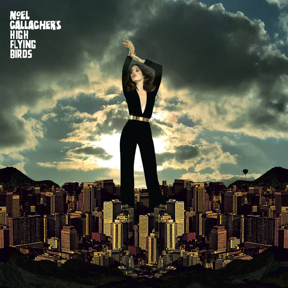 Noel Gallagher's High Flying Birds - Blue Moon Rising EP [Indie Exclusive Limited Edition Gold Vinyl]