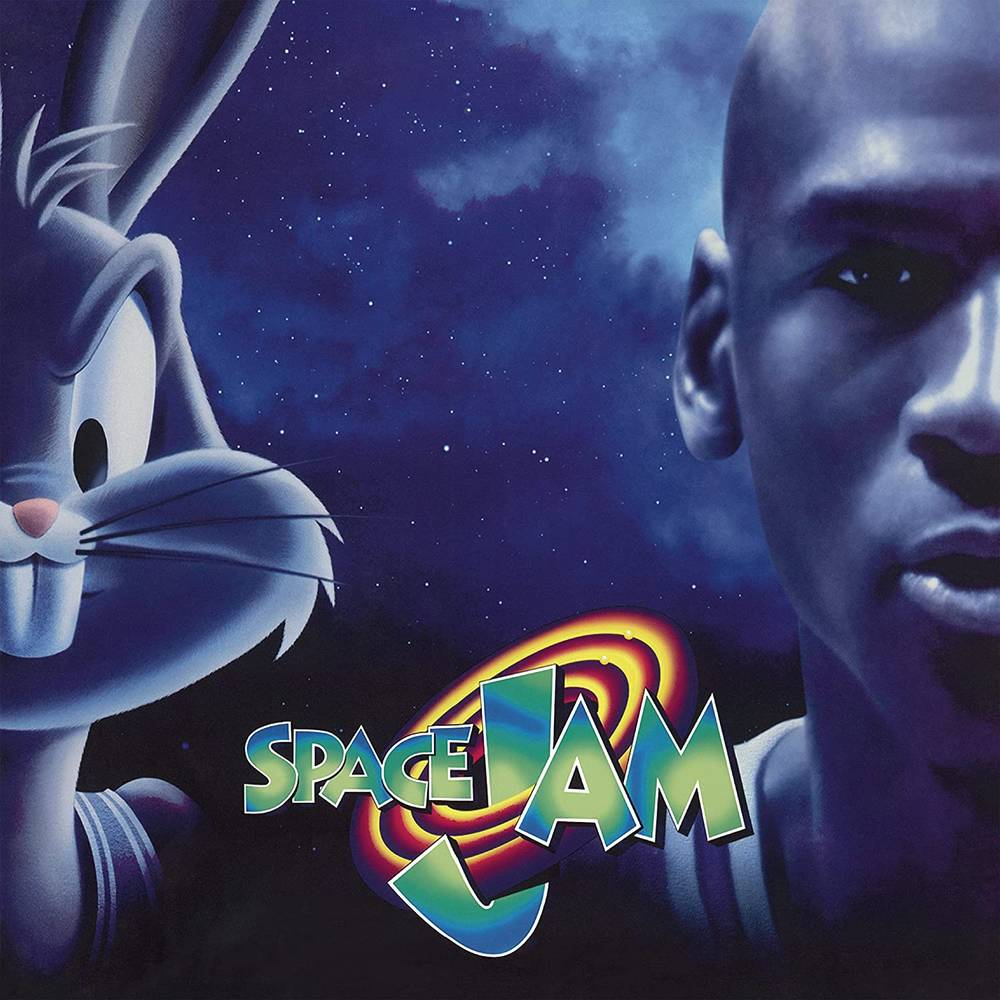 Space Jam [Movie] - Space Jam (Music From And Inspired By The Motion Picture) [Indie Exclusive Limited Edition Red/Black 2LP]