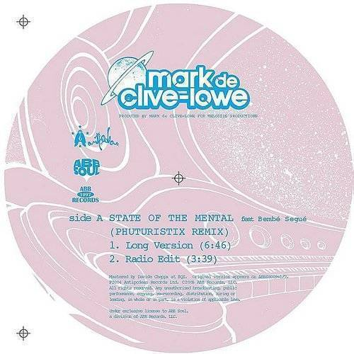 Mark De Clive-Lowe (Maxi-Single)