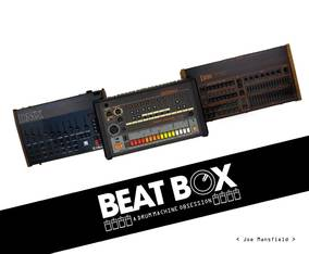 Beat Box: A Drum Machine Obsession