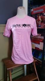 Central Square Records - CSR PINK SHIRT