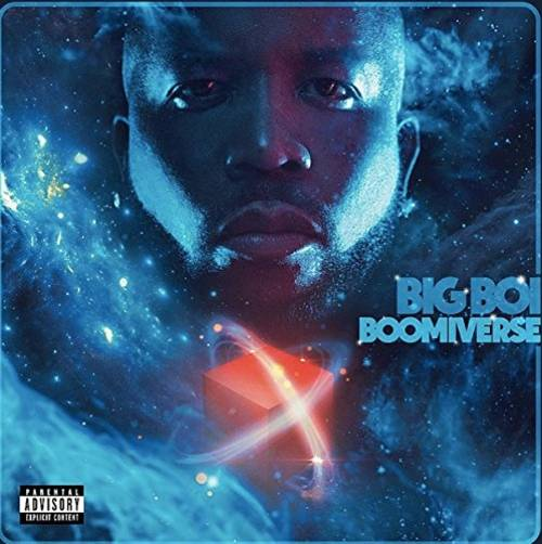 Boomiverse [Limited Edition Blue & White Swirl LP]