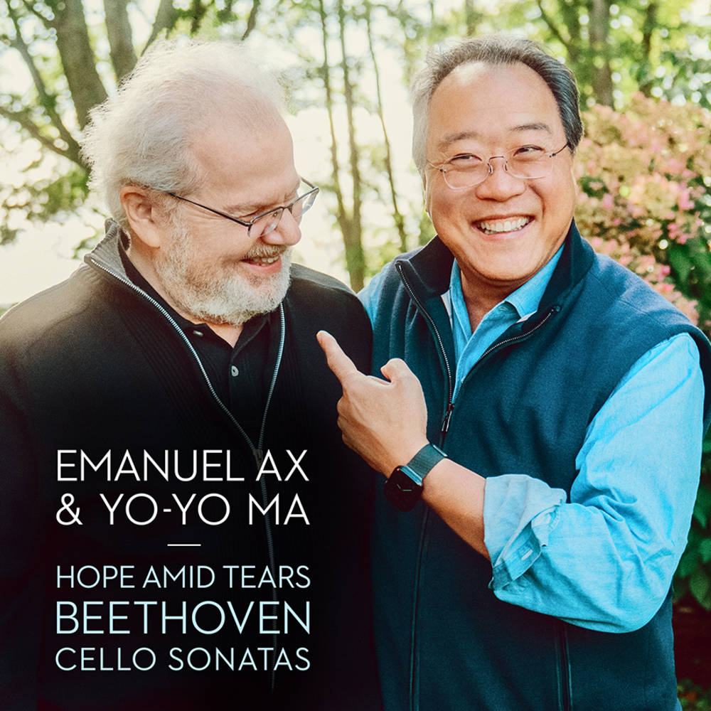 Yo-Yo Ma & Emanuel Ax - Hope Amid Tears — Beethoven: Cello Sonatas [3CD]