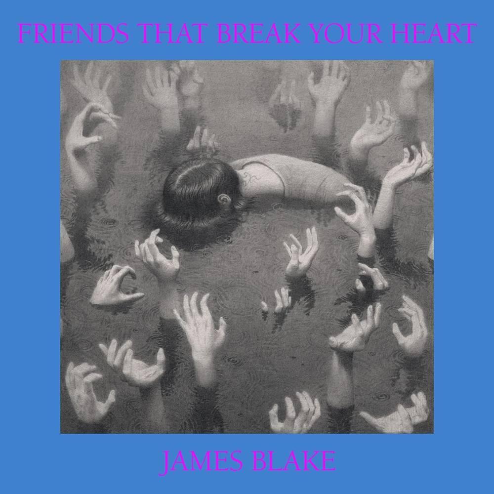 James Blake - Friends That Break Your Heart [LP]
