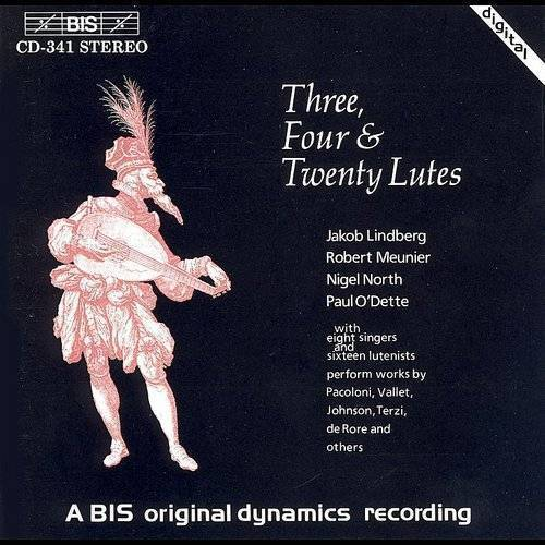 Music For Three, Four, And Twenty Lutes
