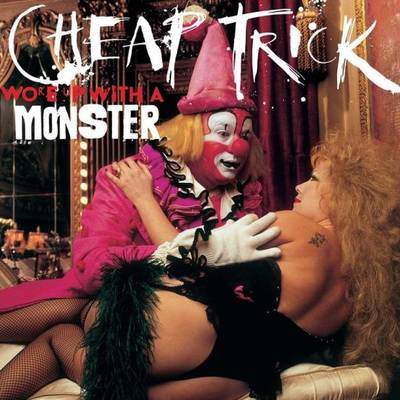 Cheap Trick - Woke Up With A Monster [SYEOR 2017 Exclusive Vinyl]