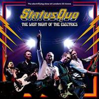 Status Quo - The Last Night Of The Electrics [LP]