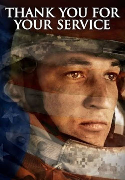 Thank You For Your Service [movie]