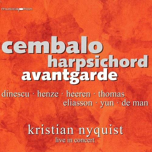 Harpsichord Avantgarde / Various
