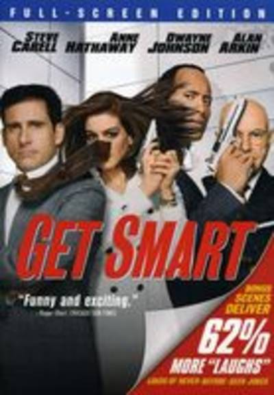 Carell/Johnson/Hathaway/Arkin - Get Smart (2008)