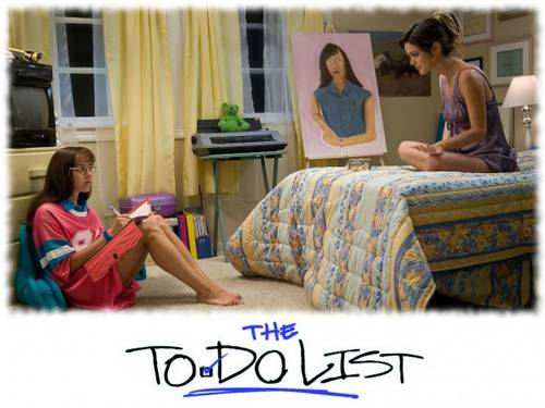 The To Do List [Movie]